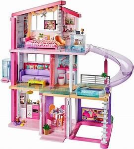 Puppenhaus Für Barbie : mattel puppenhaus barbie traumvilla barbie spielset traumvilla auf 3 ebenen online kaufen ~ A.2002-acura-tl-radio.info Haus und Dekorationen