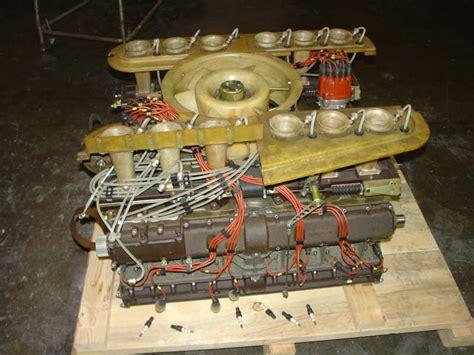 Porsche 917 Engine Pictures