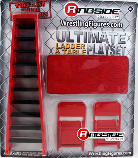 Tables Ladders And Chairs Toys Ebay by Ultimate Ladder Table Play Set Ringside