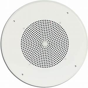 Bogen Communications Ceiling Speaker Assembly S86t725pg8wbr B U0026h
