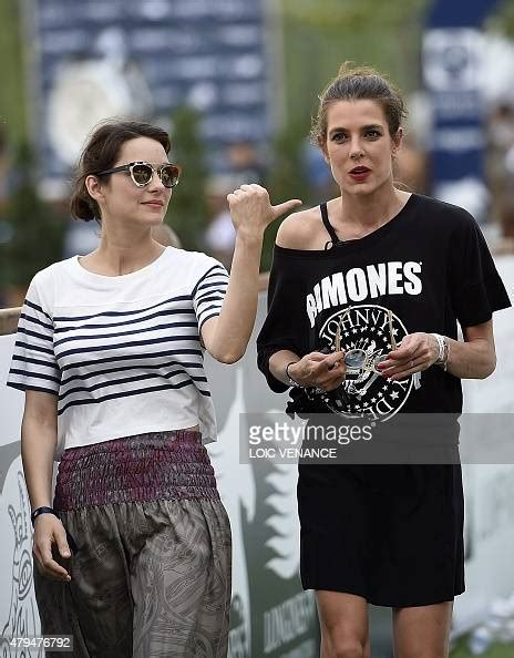 charlotte casiraghi niece  monacos prince  french