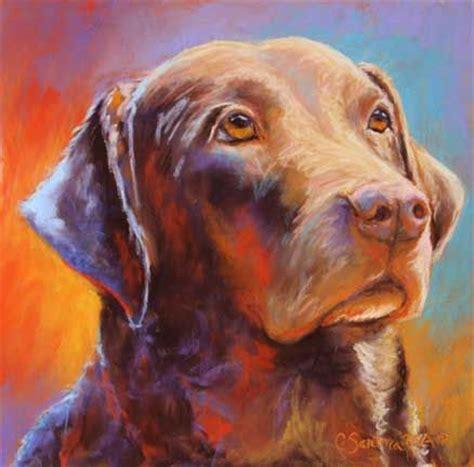 animal drawings pastel portraits   painting