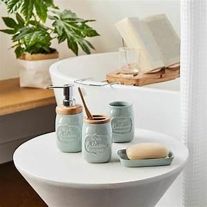Accessoires Pour Salle De Bain : accessoire pour le bain soin en image ~ Edinachiropracticcenter.com Idées de Décoration