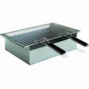 Barbecue A Poser : barbecue charbon de bois a poser ou encastrer n 16 ~ Melissatoandfro.com Idées de Décoration