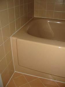 how to caulk bathroom tile peenmediacom With best caulk for bathroom tub