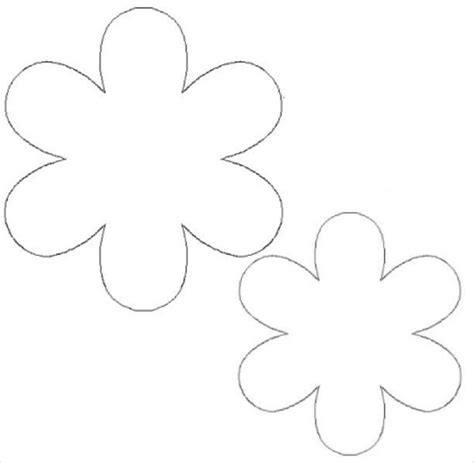 flower cut out template 7 3d flower templates psd vector eps ai illustrator free premium templates