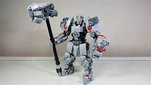 LEGO Overwatch Characters On A Macro Scale The Brothers