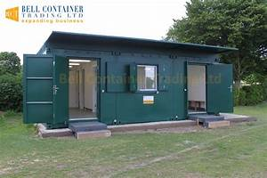 Container Changing Rooms Shipping Container Conversions