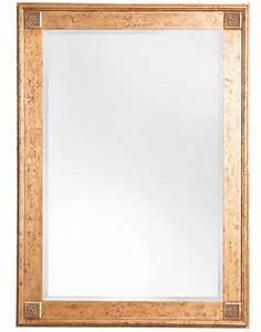 Große Wandspiegel Mit Rahmen : spiegel mit goldenem rahmen ~ Bigdaddyawards.com Haus und Dekorationen