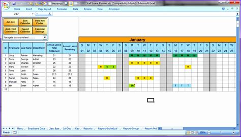 excel holiday planner template excel templates