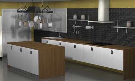 kitchen design ideas  ikea kitchen   wall cabinets