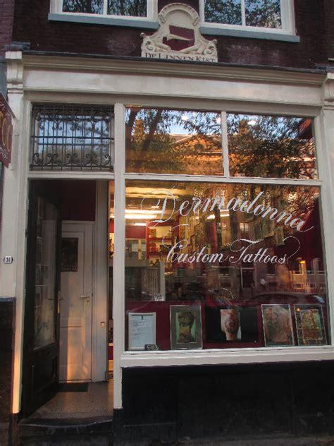 dermadonna custom tattoos amsterdam