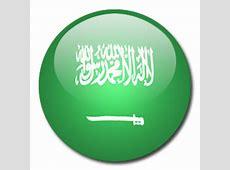 Button Flag Saudi Arabia Icon, PNG ClipArt Image IconBugcom