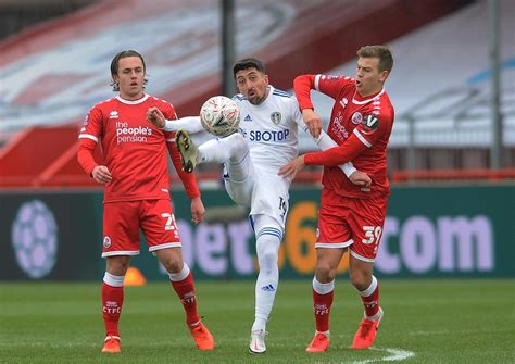 Leeds United suffer FA Cup humiliation at Crawley Town ...