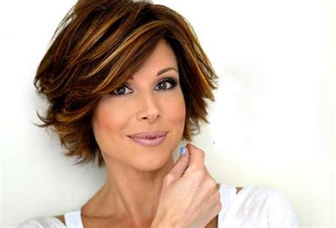 15+ Layered Hairstyles For Short Hair