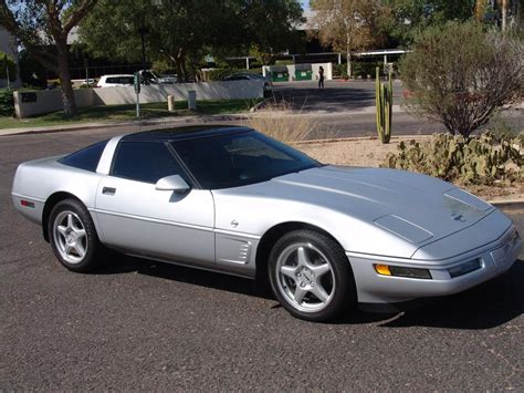 1996 Collectors Edition Corvette by 1996 Chevrolet Corvette Collectors Edition Coupe 112967