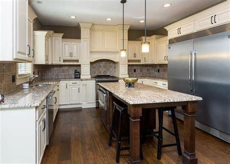 antique white kitchen cabinets design  designing