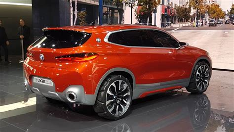 X2 Concept by Bmw X2 Suv Concept Revealed In Car News