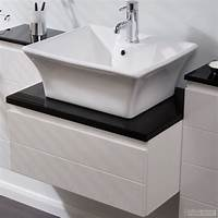 best modern bathroom sinks Bathroom Sinks Modern Square Basin Ceramic Bathroom ...