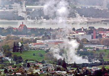 Rotorua – Travel guide at Wikivoyage