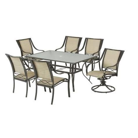 martha stewart living wellington patio dining chairs set