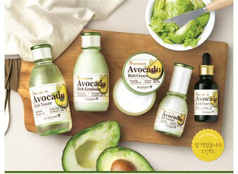 cuisine premium skin food premium avocado rich emulsion 140ml