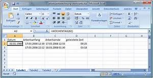 Excel Formeln Automatisch Berechnen : berechnungen mit zeiten in excel durchf hren bsp arbeitszeiten ~ Themetempest.com Abrechnung