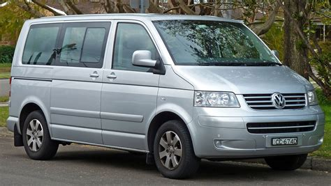 volkswagen van volkswagen transporter t5 wikipedia