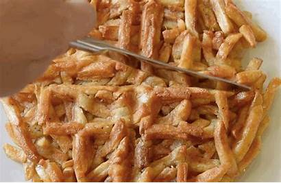 Waffle Buzzfeed Fries Soggy Delicious Santiago French