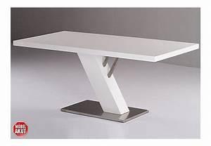 Hochglanz Tisch Weiß : ikea esstisch weiss hochglanz ~ Frokenaadalensverden.com Haus und Dekorationen