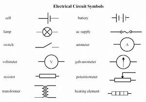 Electrical Circuit Symbols