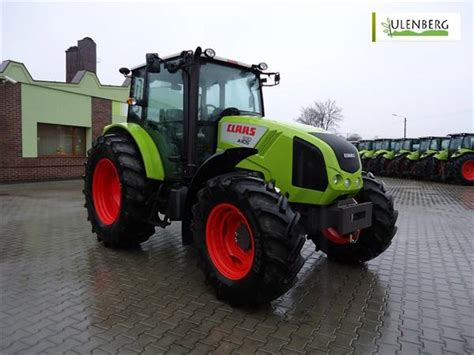 Llight Farms L Model 330 by Used Claas Axos 330 Cl Tractors Year 2013 Price 32 269