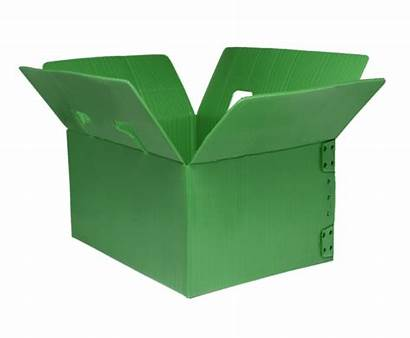 Plastic Box Corrugated Reusable Packaging Mdi Container