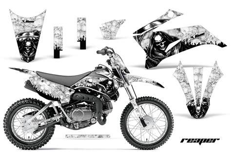 kit deco ttr 110 yamaha motocross graphic sticker kit yamaha mx ttr110