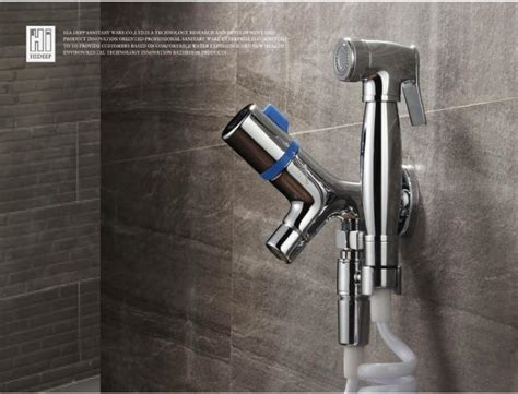 Hideep High Grade Brass Bidet Shattaf Shower Sprayer With