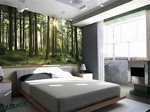 Modern wallpaper for bedroom
