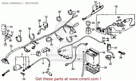 esquema eletrico da moto cg  honda
