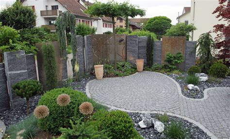Sichtschutz Aus Pflanzen Im Garten by Sichtschutz Im Garten G 228 Rten Armin Hollenstein