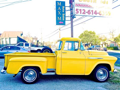 chevrolet  pickup  south st performance