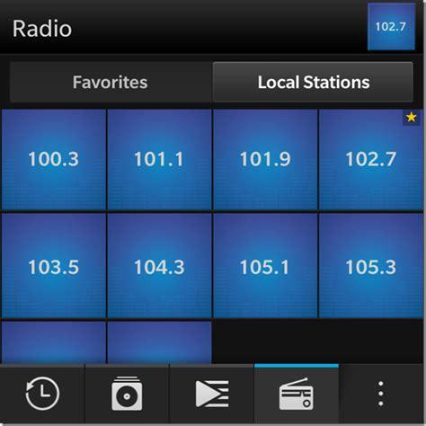 blackberry 10 2 1 added fm radio to blackberry q10 q5