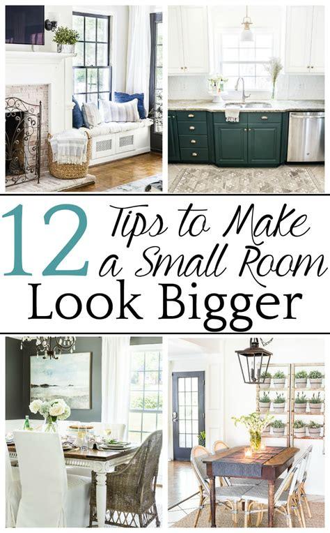 small room  bigger blesser house