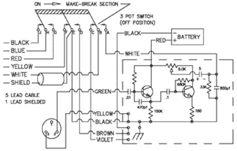 Microphone Wiring Diagram With Mic Board