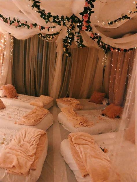 vsco kikimont sleepover room dream rooms sleepover