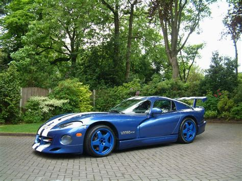 1997 Dodge Viper Gts V10  Specialized Vehicle Solutions