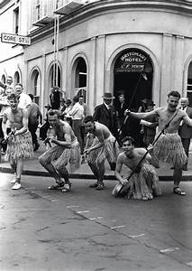 Party Invitation Language The Haka Party Incident Auckland Theatre Company