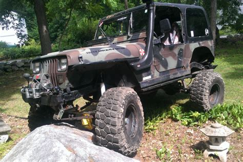 1994 Jeep Wrangler Off Road