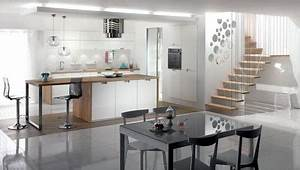 cuisine equipee petite surface 6 cuisine mobalpa les With les plus belles petites cuisines