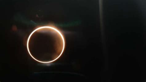gerhana matahari cincin terlihat sempurna  simeulue