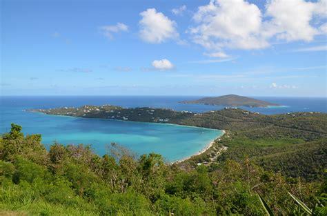 Magens Bay St Magens Bay At St Thomas Virgin Islands Blt