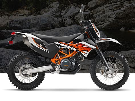 New Ktm 690 Enduro R Motorcycles For Sale